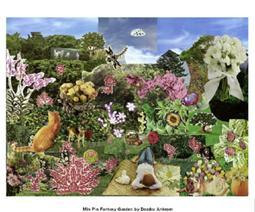 Min Pin Fantasy Garden