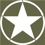 Army Star Roundel