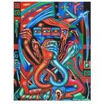 Spiritual Art Drawing #P0440