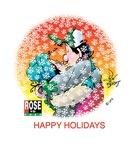 Happy Holidays - Jimbo & Rose