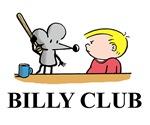 Pearls Before Swine Billy Club