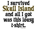 I SURVIVED SKULL ISLAND