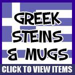 Greek Steins and Mugs