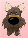 Cairn Terrier - I Noz How To Treat You Right