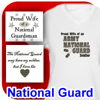 Army National Guard Family Items