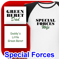 Green Beret Family Items