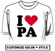 I Love Pennsylvania