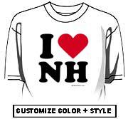 I Love New Hampshire
