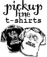 Pickup Line Shirts
