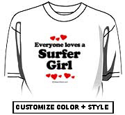 Everyone Loves a Surfer Girl