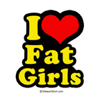 i heart fat girls