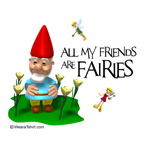 All my friends are fairies