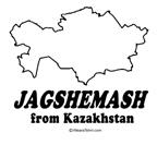 Jagshemash from Kazakhstan