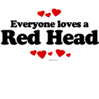 Everyone loves a Red Head