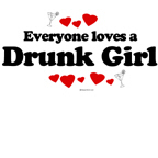Everyone loves a drunk girl