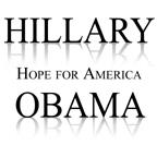 Hillary / Obama: Hope for America