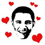 I heart Barack Obama