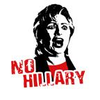 No Hillary / Anti-Hillary