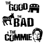 The good, the bad, and the commie