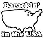 Barackin' in the USA