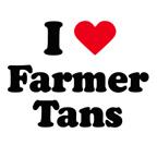 I love farmer tans