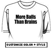 More Balls than Brains