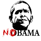 NOBAMA / NO OBAMA