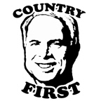 MCCAIN: Country First