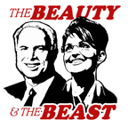 Sarah Palin: Beauty and the Beast