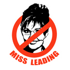 NO PALIN: Miss Leading