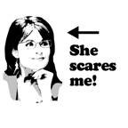 ANTI-PALIN: She scares me!