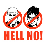 ANTI-MCCAIN/PALIN: HELL NO