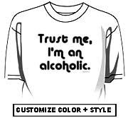 Trust me, I'm an alcoholic