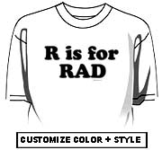 R is for RAD