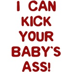 I Can Kick...