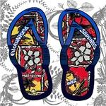 Aloha Slippahs (flip flops)