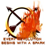HUNGER GAMES CATCHING FIRE Revolution