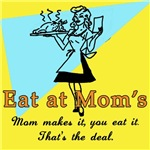 Eat at Mom's Diner on Mother's Day