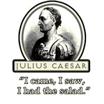 Julius Caesar Salad Quote