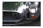 Vintage Silver Car