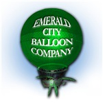 Emerald City Balloon Company Wizard of Oz