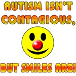 Autism Isn't Contagious, But Smiles Are