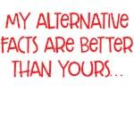 My Alternative Facts - short