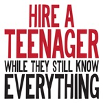 Hire a Teenager