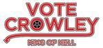 Supernatural Vote Crowley