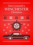 Winchester Christmas Card