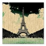 Eiffel in the Distance