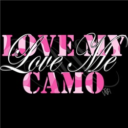 Love me, love my camo