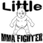 Little MMA Fighter - Bad Baby