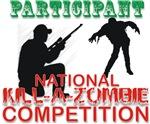Kill a zombie comp